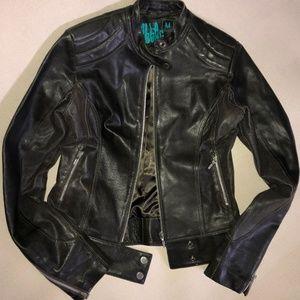 Billabong Leather Jacket